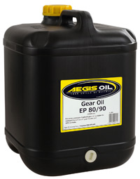 Multigear Oil EP85W/90 20 litre pack