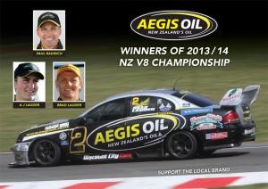 New Zealand V8 Champions