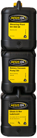 Aegis Oil 20 Litre New Zealand Made Oil Packs