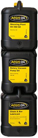 Aegis Oil 20 Litre New Zealand Made Oil Packs