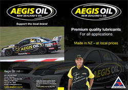 Aegis Oil Local Brand Brochure
