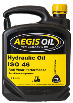 Hydraulic Oil ISO 46 - Aegis Oil New Zealands Oil