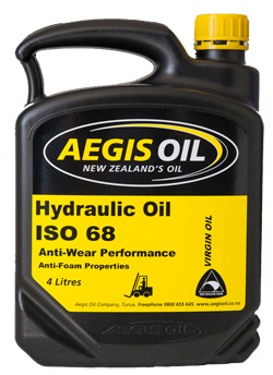 Hydraulic Oil ISO 68 - Aegis Oil New Zealands Oil