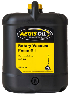 Rotary Vacuum Pump Oil RVP - Aegis Oil New Zealands Oil