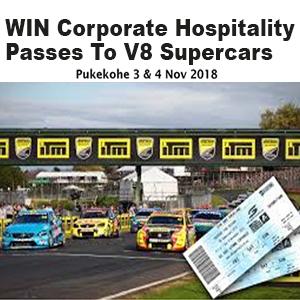Win V8 Supercar Tickets