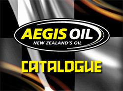 View the latest Aegis Oil Catalogue Online