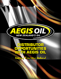 Aegis Oil Distributor Opportunity