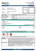 Methylated Spirits 95WP (December 2018)